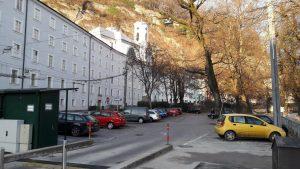 rotkreuz parkplatz