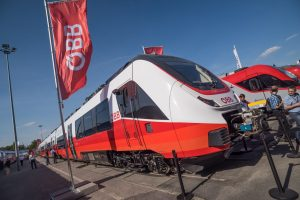 Innotrans 2018 - Bombardier Talent 3 01