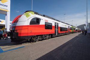 Innotrans 2018 - Siemens Cityjet Eco 01