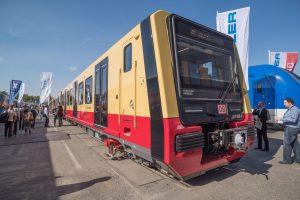 Innotrans 2018 - Stadler S-Bahn Berlin 01
