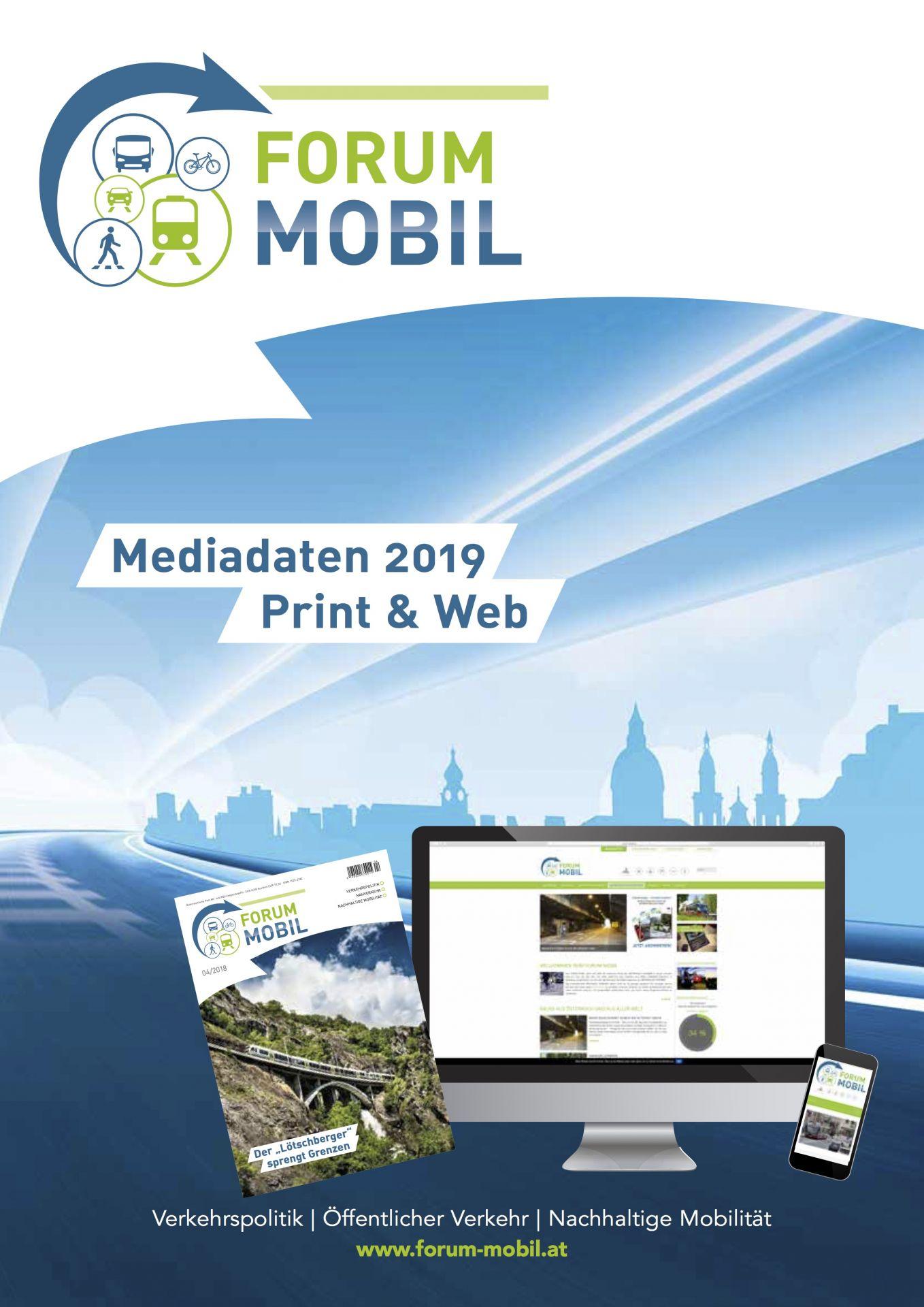 Forum Mobil Mediaplan 2019