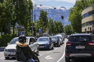Eine Erweiterung des Europarks führt zu noch mehr Pkws auf den Straßen.